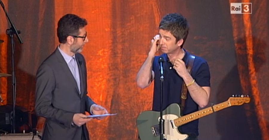 Noel Gallagher racconta la sua trasferta milanese: da Fazio una sofferenza e le donne italiane…
