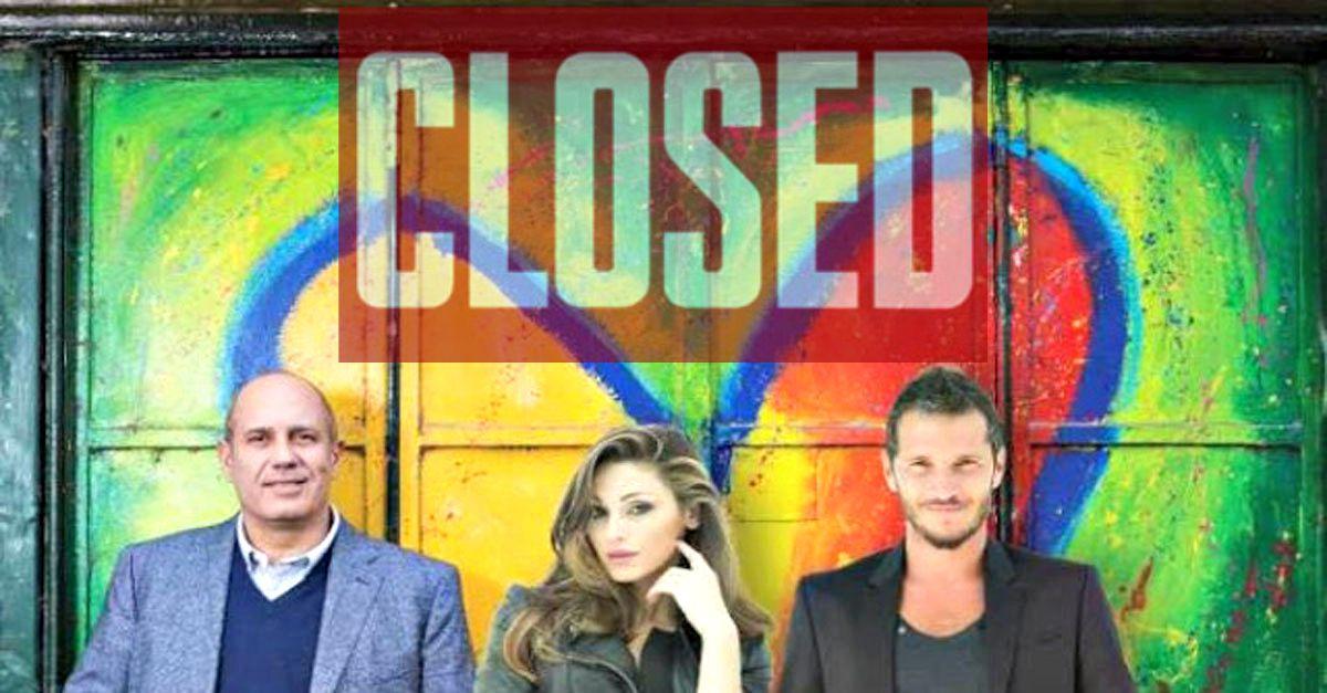 About Love, il programma di Federico Moccia con Anna Tatangelo chiude dopo la prima puntata