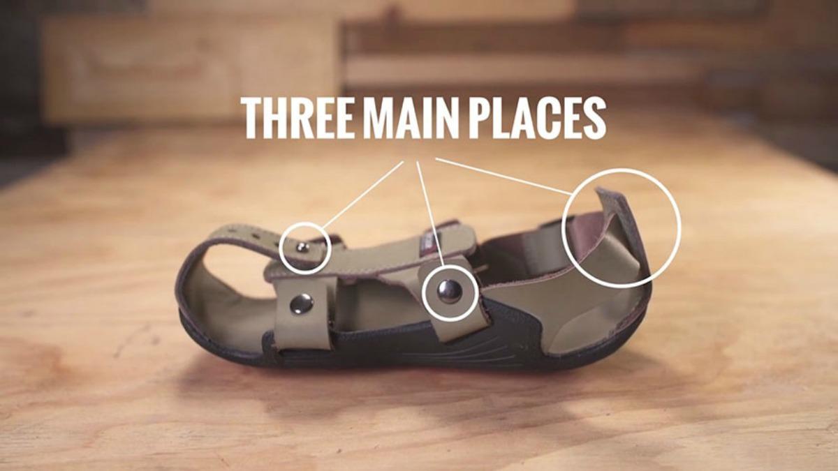 Le scarpe che crescono con te: l'idea dell'anno dedicata ai bambini (di tutto il mondo)