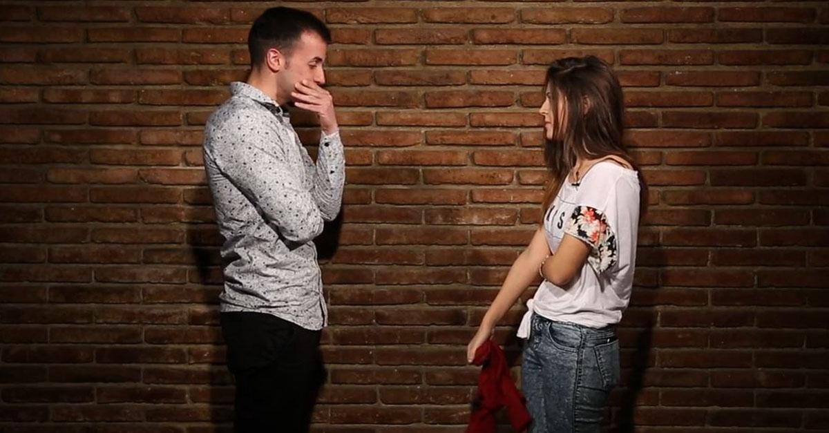 Il primo amore non si scorda mai, le reazione delle coppie dopo anni senza vedersi