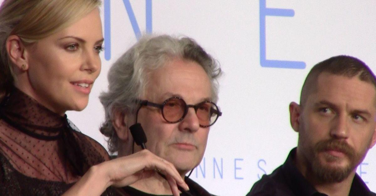 Charlize Theron e Tom Hardy infiammano Cannes con Mad Max: Fury Road