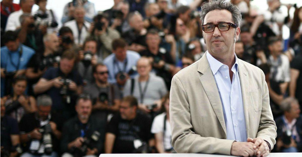 """Cannes, parla Paolo Sorrentino: """"Aspiro alla leggerezza"""""""