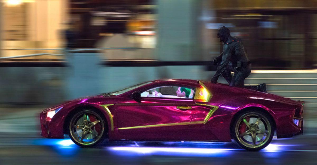 Suicide Squad: Jared Leto e Jokermobile nelle immagini rubate dal set (FOTO E VIDEO)
