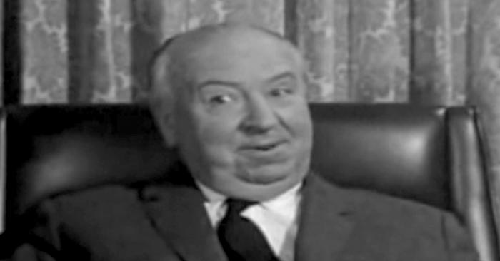 """Quel tenerone di Hitchcock: 10 buffe abitudini del """"maestro del brivido"""""""