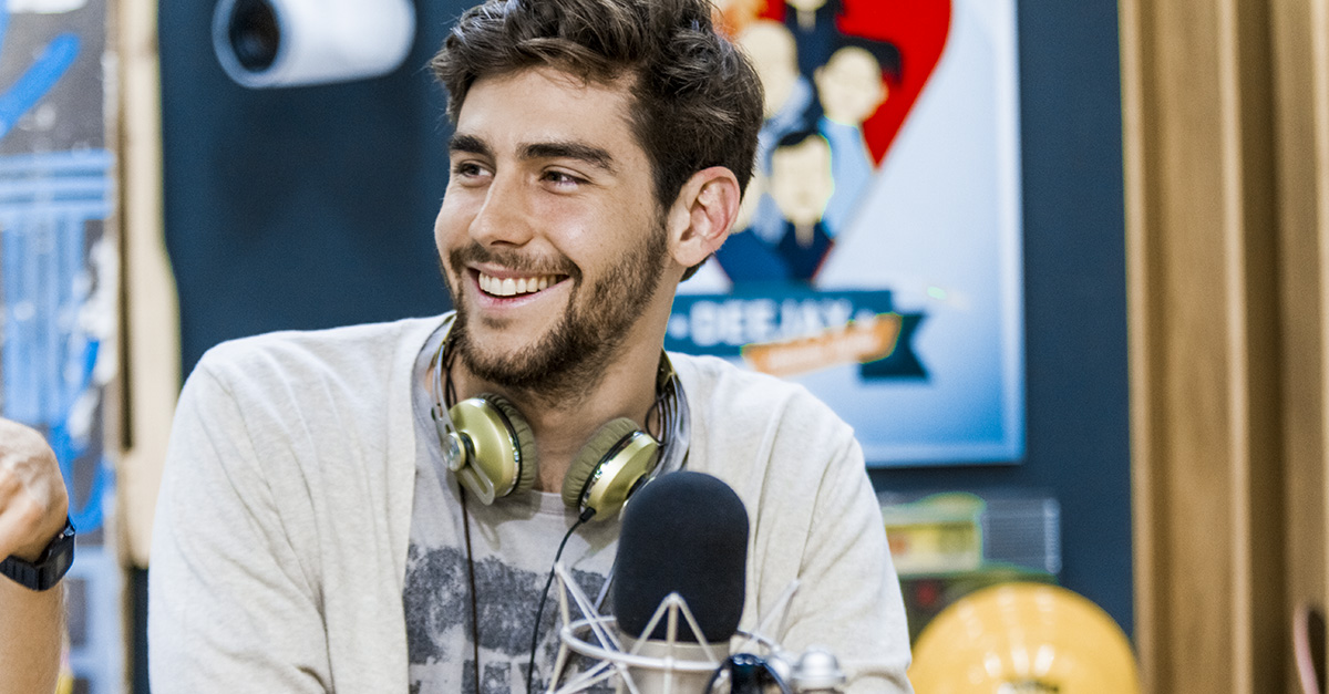 """Alvaro Soler a DJCI: """"L'Italia va pazza per la mia canzone"""""""