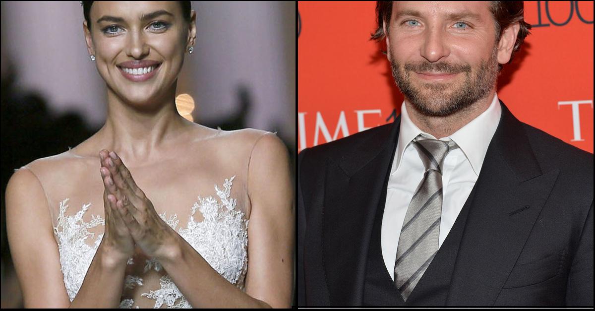 Irina Shayk, il dopo Ronaldo: Bradley Cooper e abito da sposa