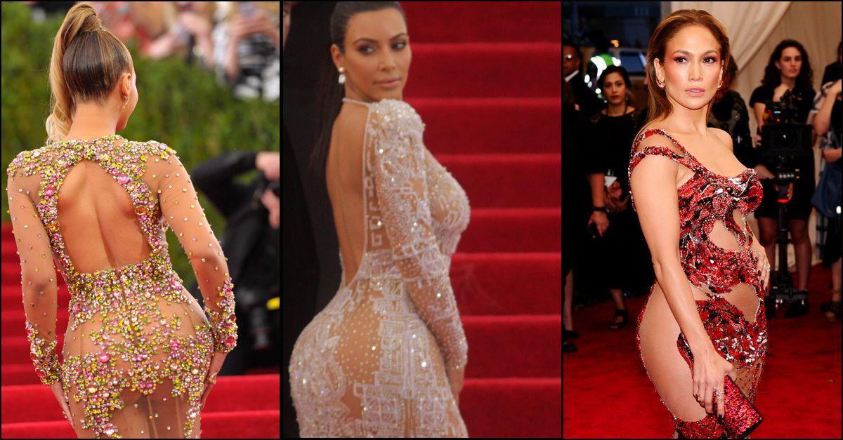 Da Beyoncé a Kim Kardashian, curve 'pericolose' al Met Ball di New York