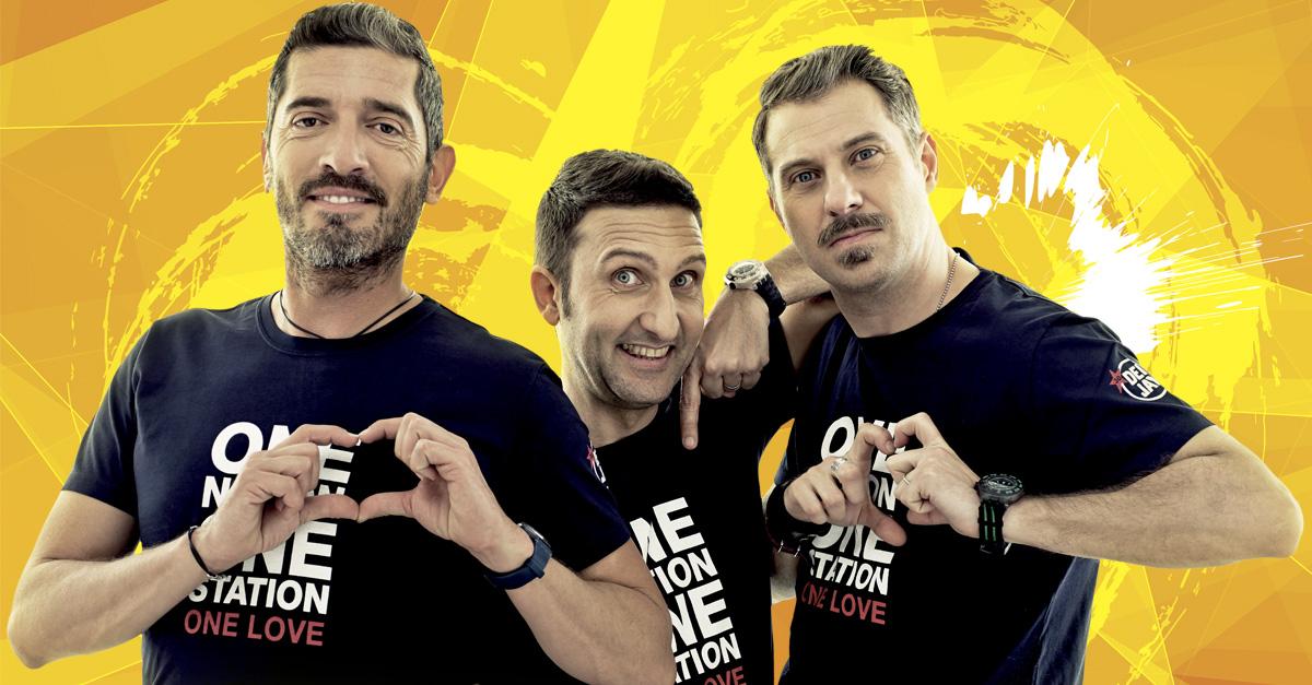 One Nation One Donation, il 12 giugno torna a donare il sangue con il Trio Medusa