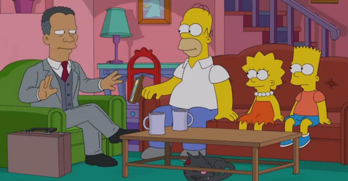 Scandalo Fifa: la profezia dei Simpson