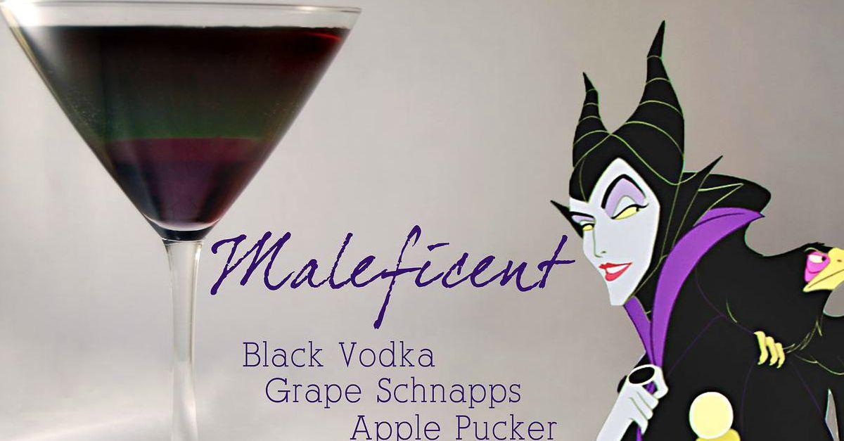 Dimmi il tuo personaggio Disney preferito e ti dirò qual è il drink giusto per te