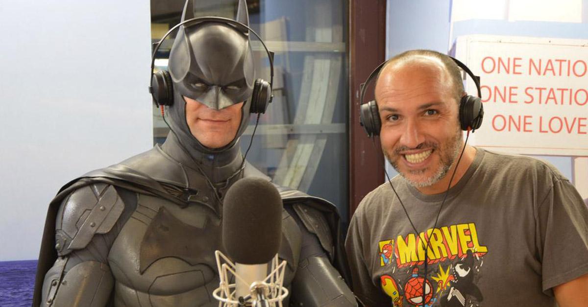 Supereroe per un giorno: la voce di Nicola Vitiello nel videogame 'Batman Arkham Knight'