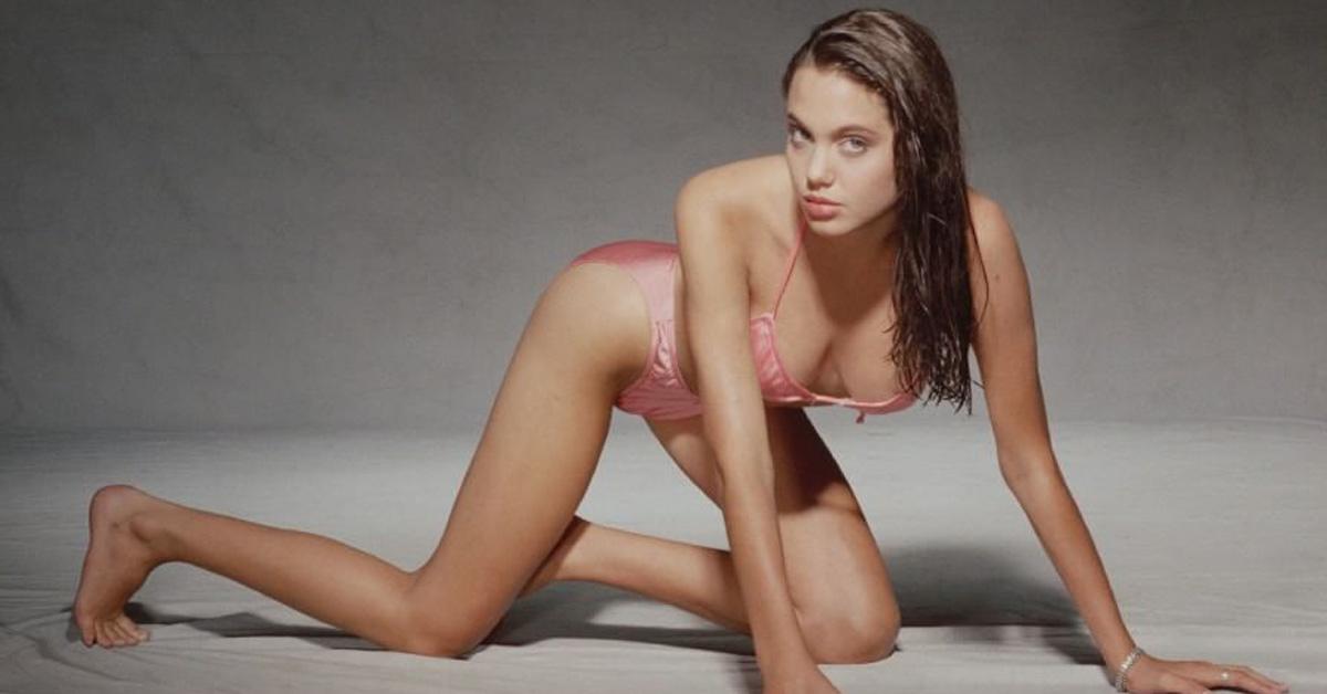 Angelina Jolie compie 40 anni, ecco quando fu scartata per l'ex velina Alessia Merz