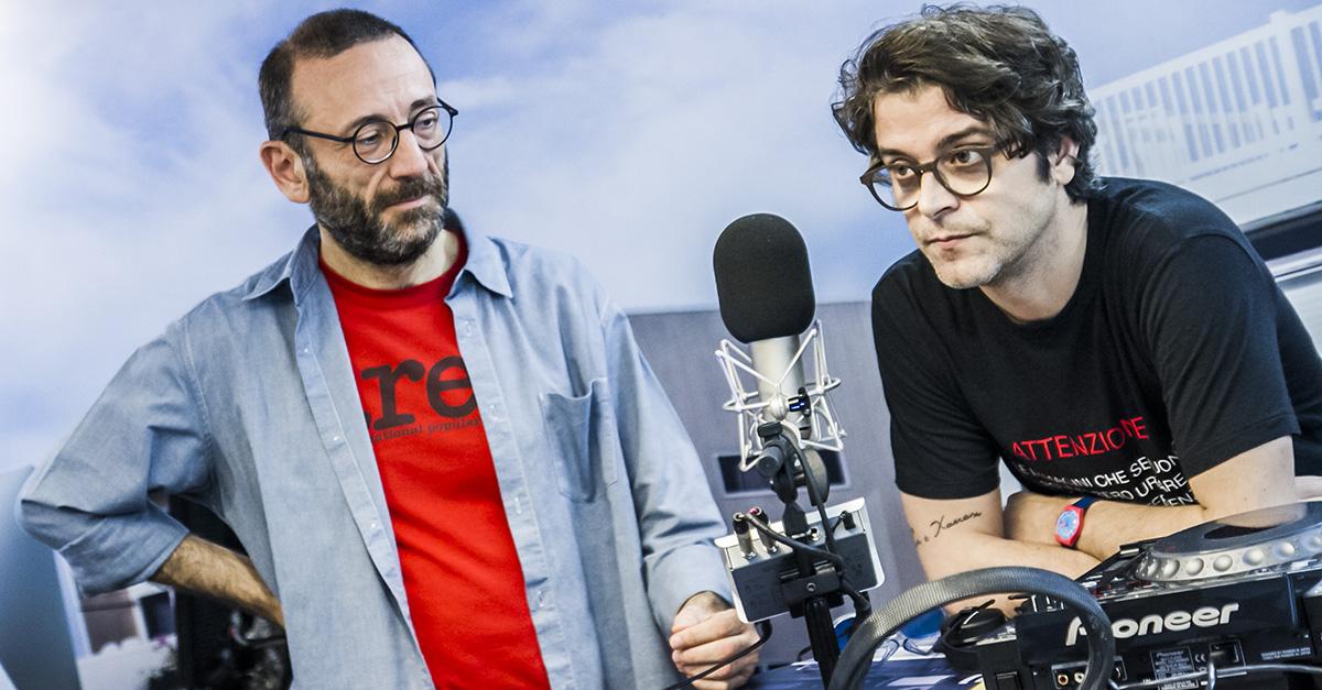 """Samuele Bersani: """"Lavorare con Guccini è sempre stato un mio sogno"""""""