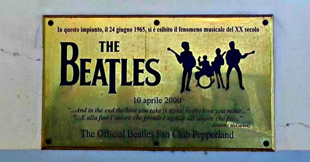 24 giugno 1965: i Beatles suonano per la prima volta in Italia, ma a Milano l'accoglienza non fu come ve l'aspettate