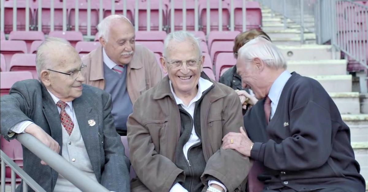 Fútbol VS Alzheimer, quando il calcio aiuta a recuperare la memoria
