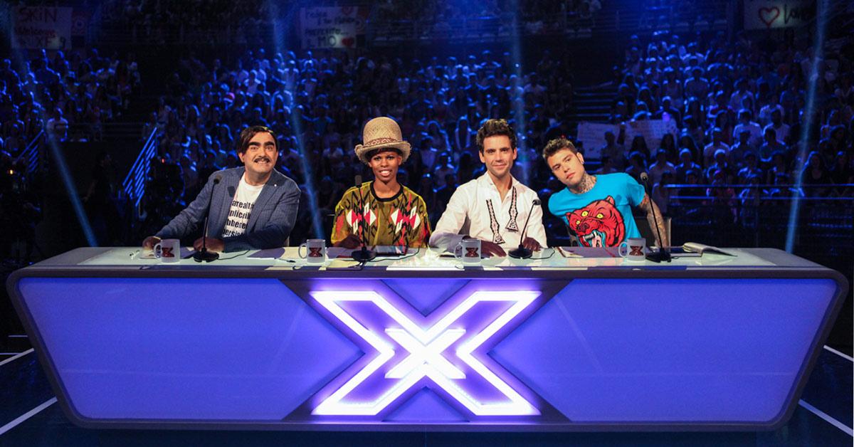 Vuoi andare a vedere una puntata live di X Factor? Iscriviti e vinci!