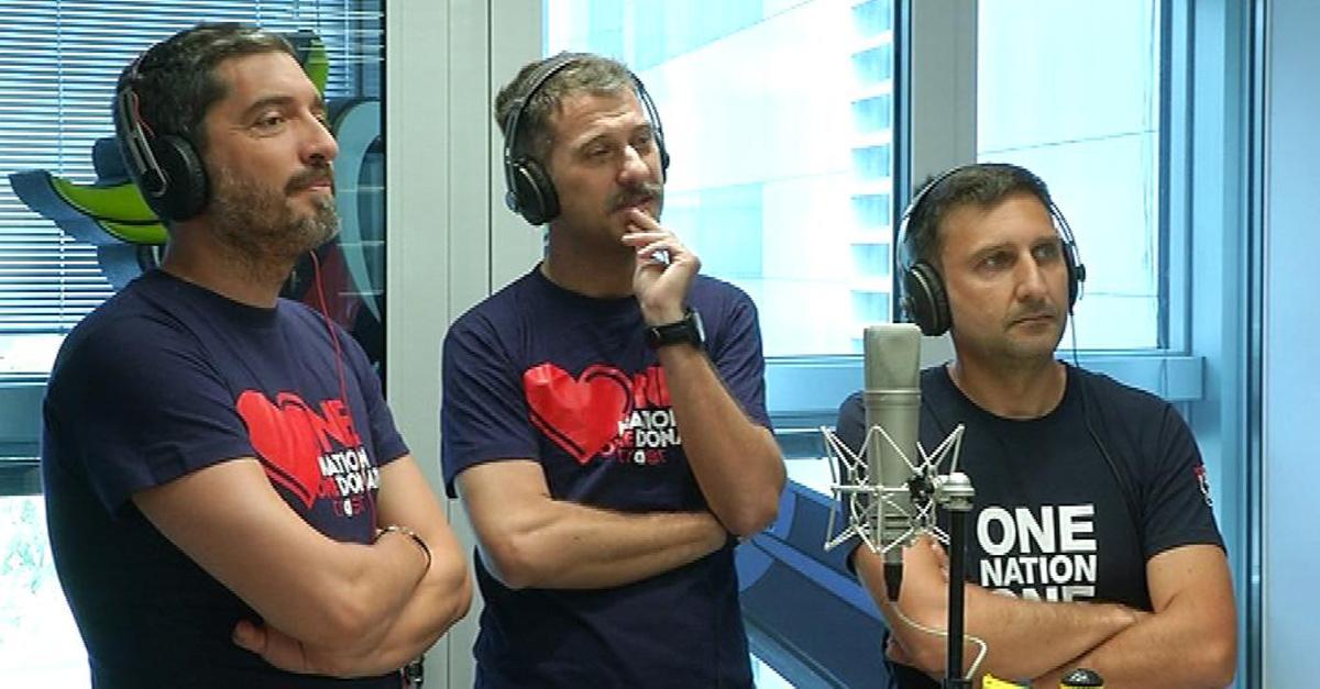 """""""Donare il sangue fa bene"""": ecco la nuova raccolta promossa dal Trio Medusa"""