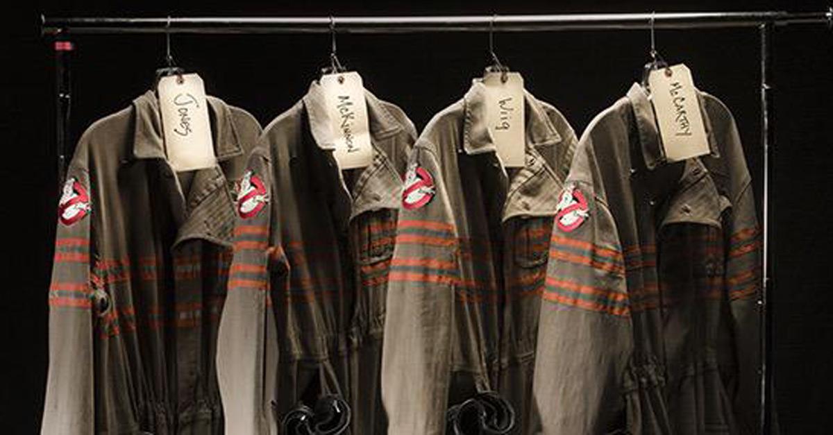 Ghostbusters 3, le foto dal set: svelati le tute e i nuovi zaini