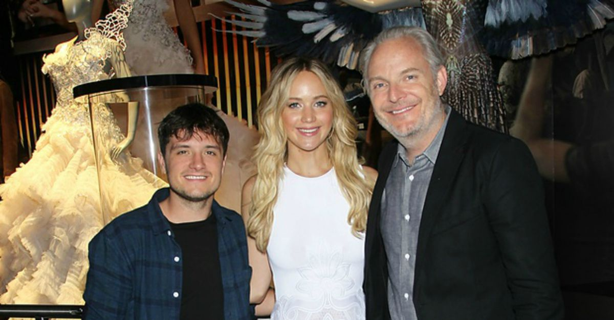 Hunger Games: Jennifer Lawrence inaugura la mostra dedicata alla saga