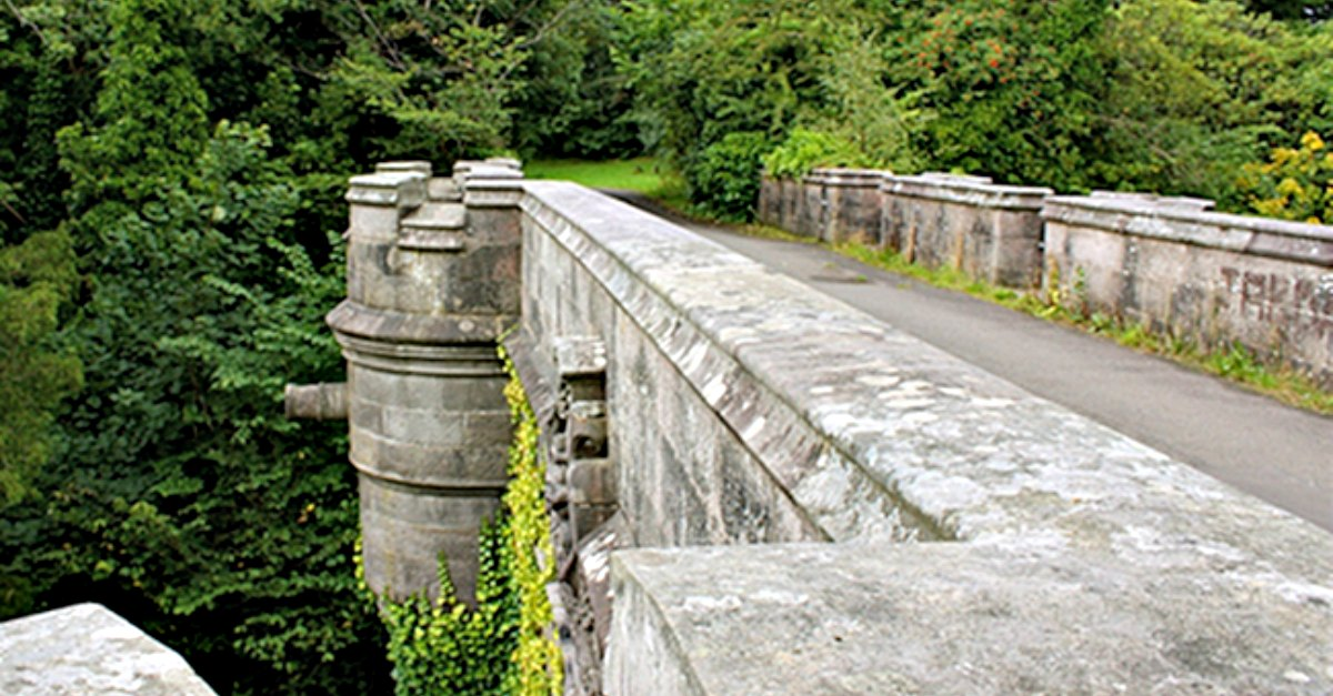 Scozia. Il mistero del ponte, che cosa ha spinto 600 cani a lanciarsi giù? Forse un fantasma