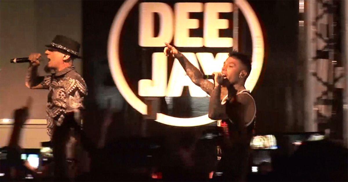 #Deejayonstage, J-Ax e Fedez live insieme sul palco. Il video