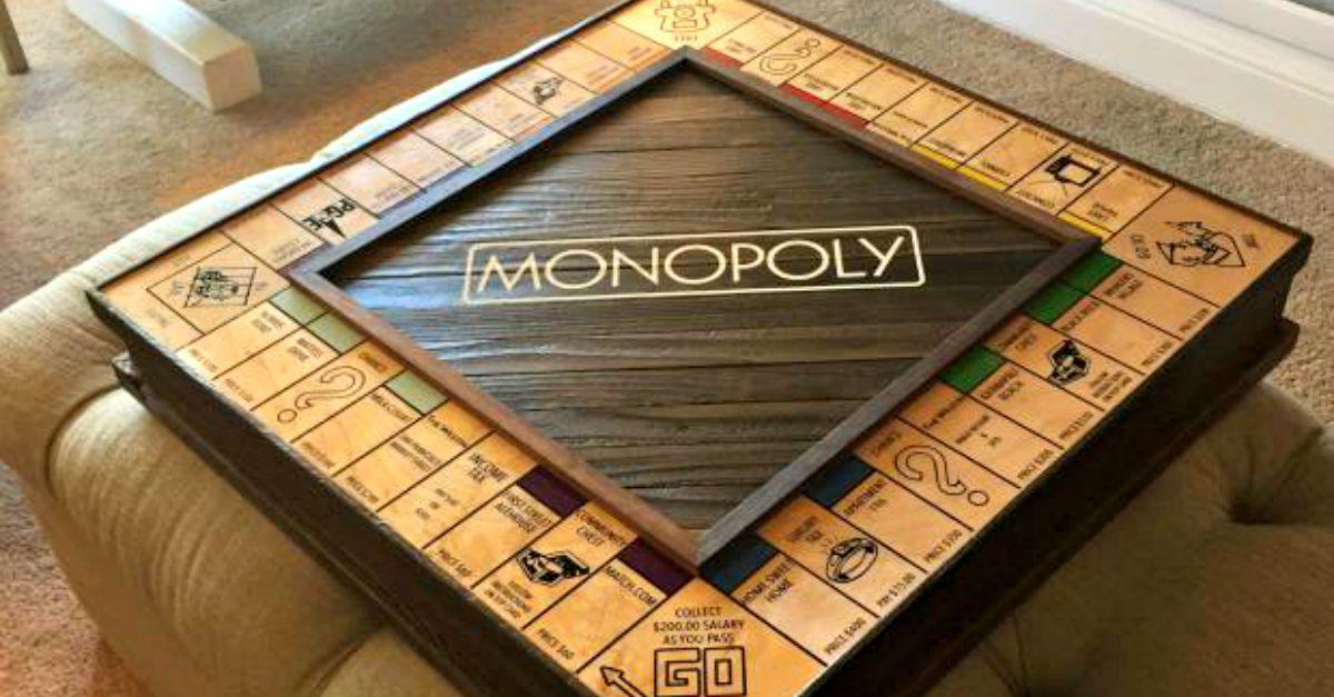 Ecco come trasformare il Monopoli nella proposta di matrimonio più romantica di sempre