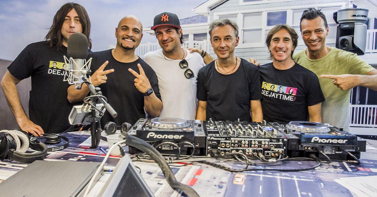 Deejay Time Reunion, ritorno alla dance anni '90 con Albertino