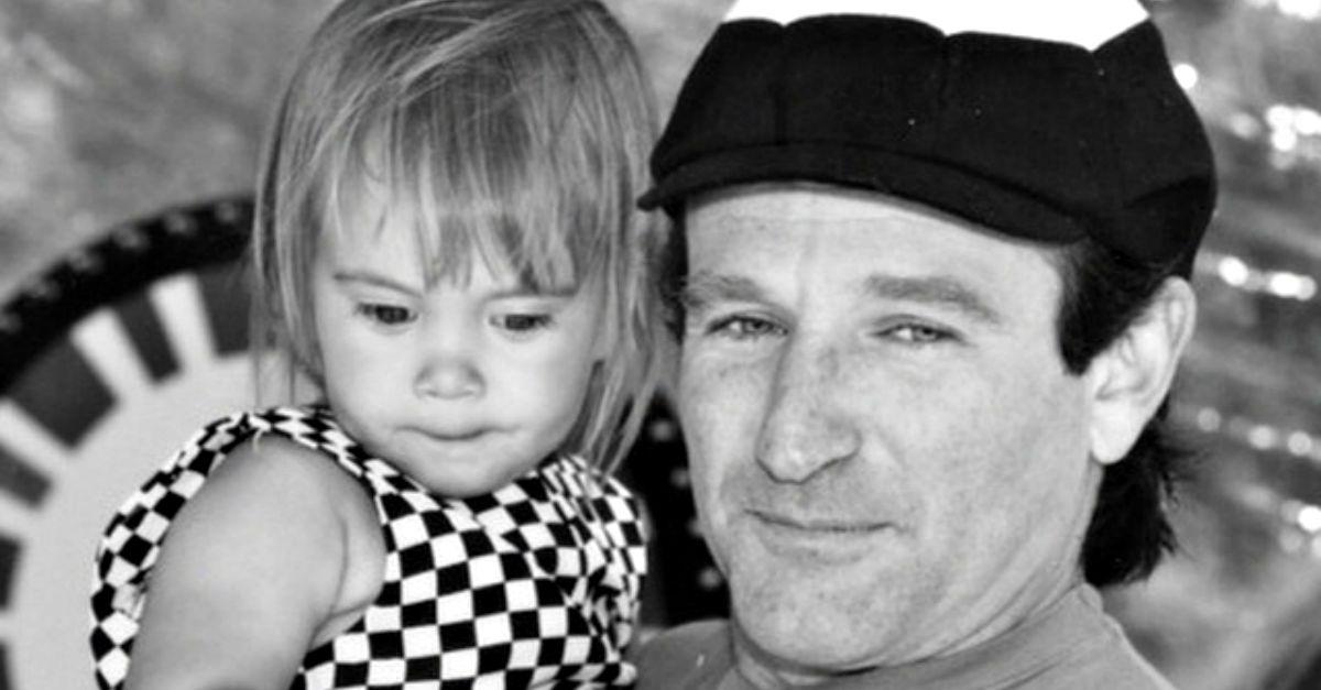 Alla ricerca della felicità: la figlia di Robin Williams e il commovente post in onore del padre