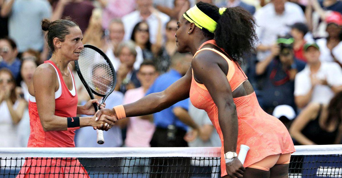 """""""Ero data uno a 300"""": Roberta Vinci racconta al Trio Medusa come ha battuto Serena Williams"""