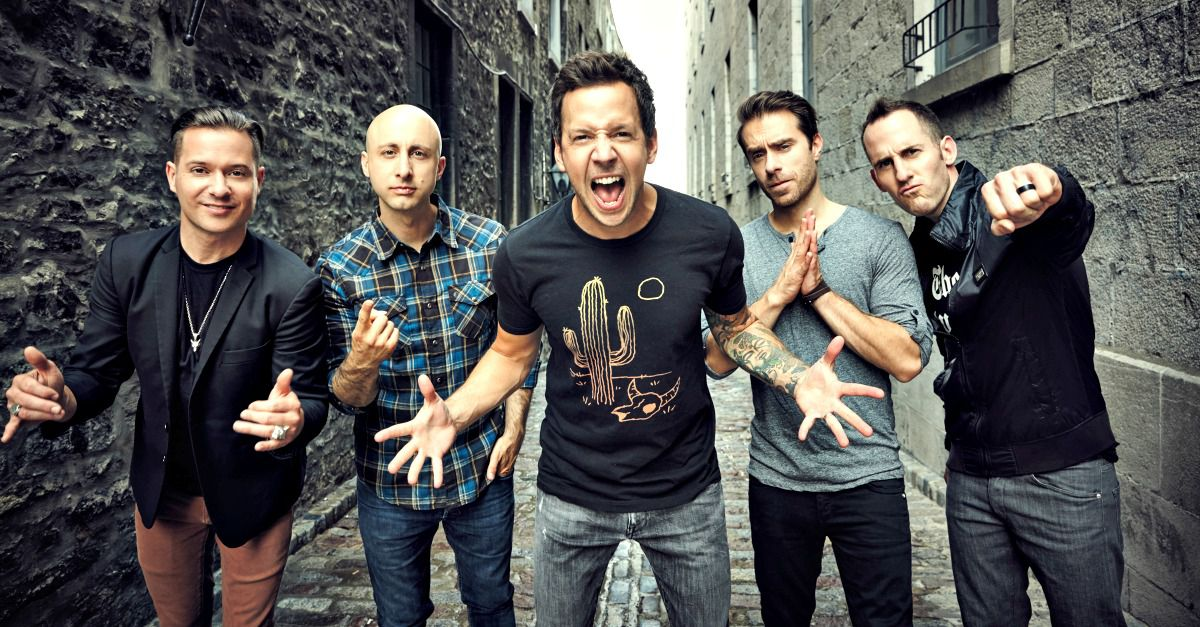 Simple Plan, guarda in ESCLUSIVA il nuovo video 'I Don't Want To Go To Bed'
