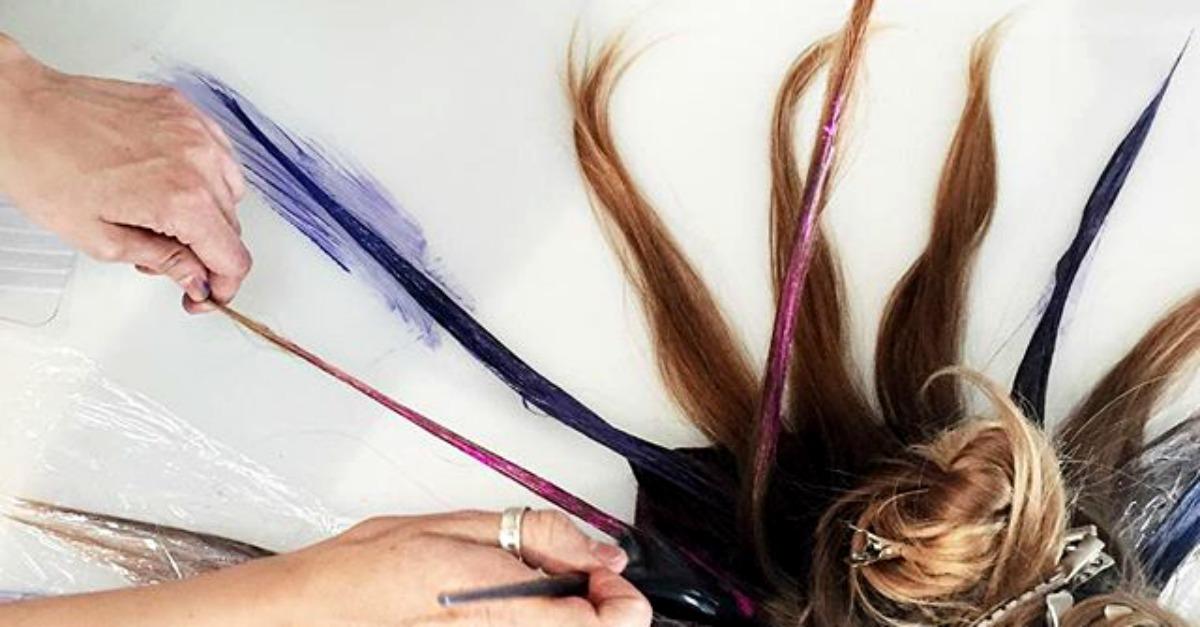 """Presto li vorremo tutte: ecco i """"capelli da sirena"""""""