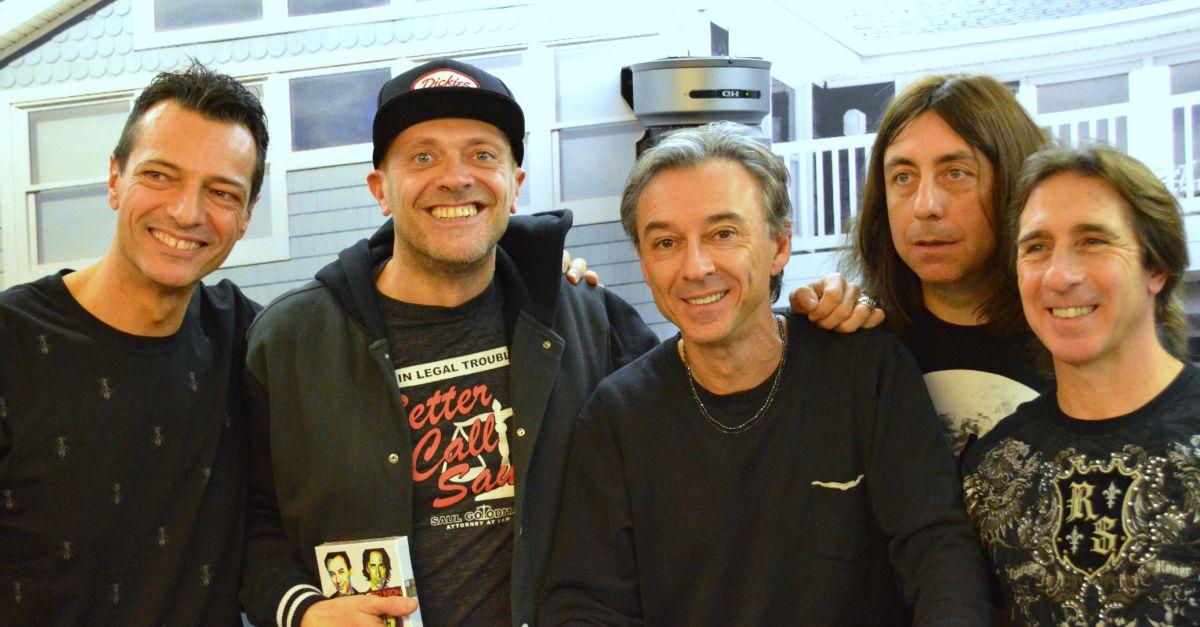 #DEEJAYTIMEREUNION, Max Pezzali canta live 'Gli Anni'