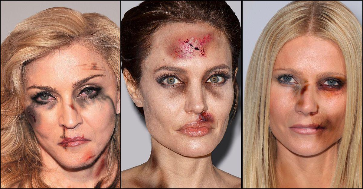 Tutte le donne possono essere vittime di maltrattamenti, #BreakTheSilence. La campagna shock
