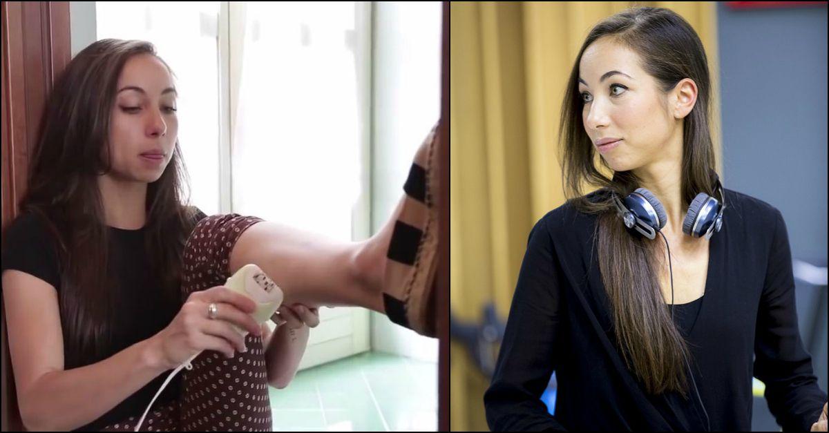 Dalla depilazione a X-Factor: Tess Masazza si racconta a Deejay Chiama Italia