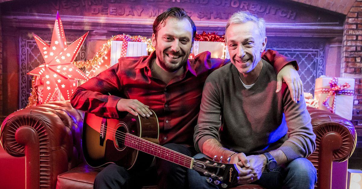 'Eccolo qua il Natale', la canzone di Radio Deejay con Cesare Cremonini. Il ricavato in beneficenza