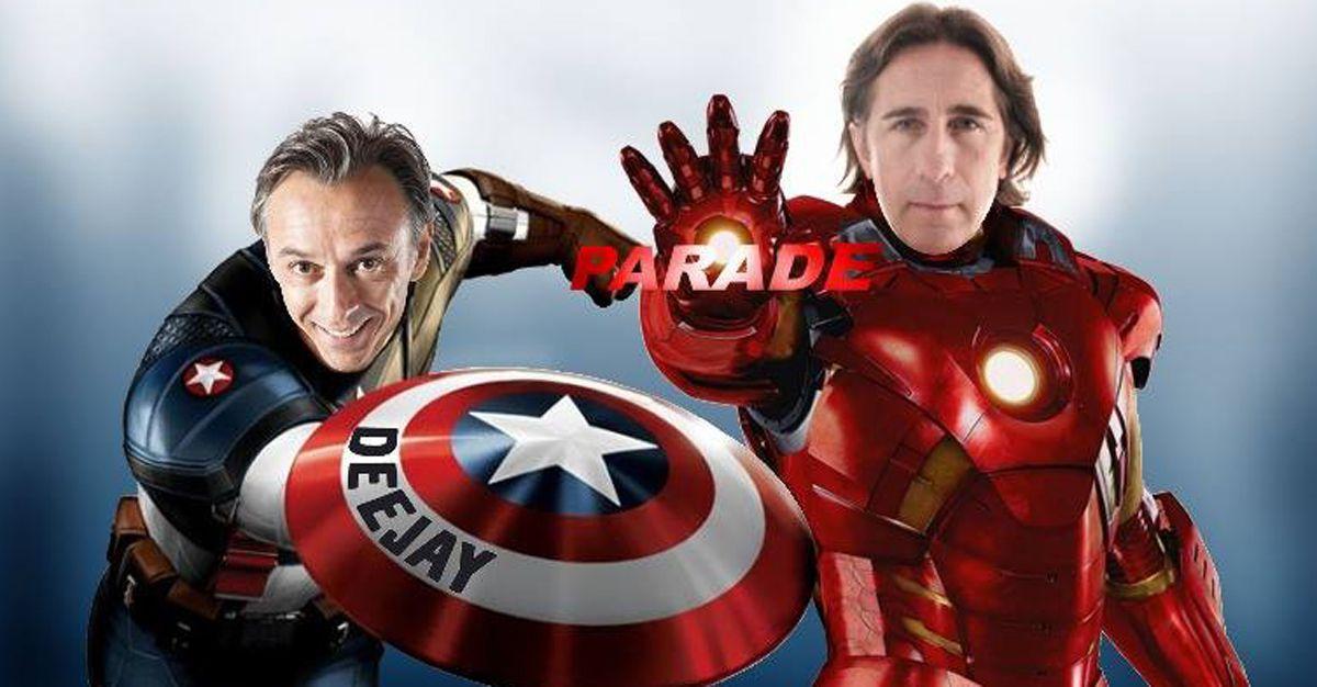 Torna la 'Deejay Parade' con Albertino e Fargetta