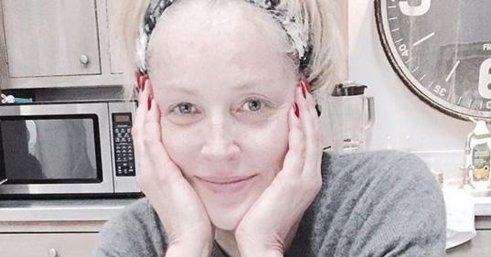 Sharon Stone senza trucco: la foto su Instagram