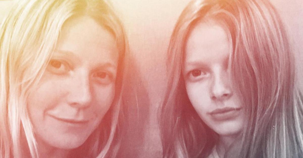 Gwyneth Paltrow e i discussi trattamenti viso da 180 euro a seduta per la figlia 11enne