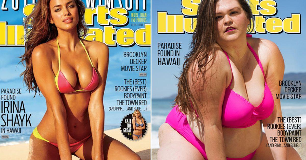 'Ecco un vero corpo da spiaggia': le ragazze di BuzzFeed in posa come le modelle di 'Sports Illustrated'