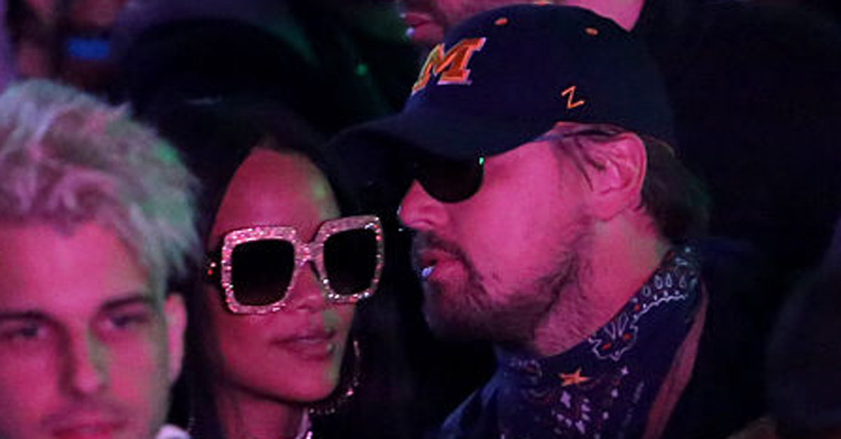 Coachella, Leonardo DiCaprio e Rihanna insieme in incognito