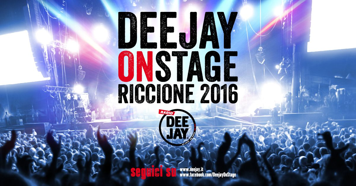 Deejay On Stage ti sta cercando!