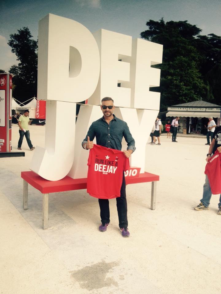 Dalla Deejay Ten alla maratona di Londra: la storia di IronMario