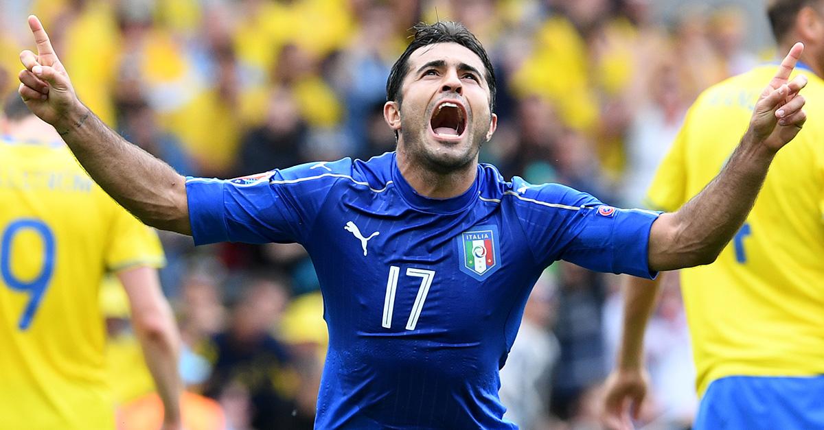 Alla faccia della scaramanzia: l'Italia vince di venerdì 17 con un gol del 17