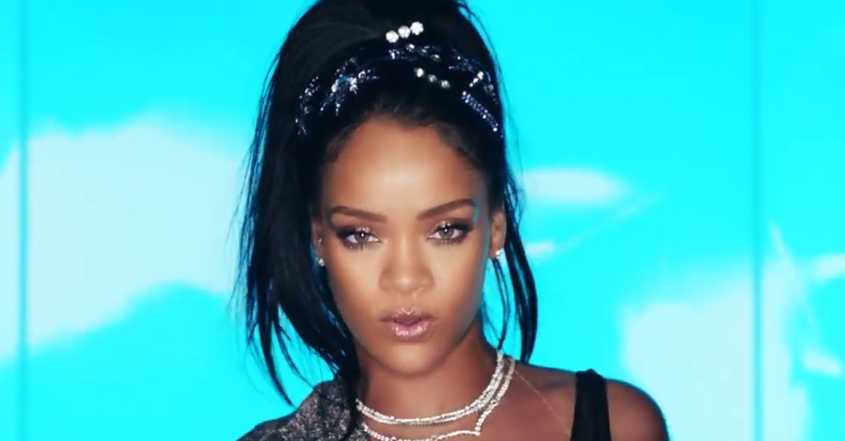 Rihanna e Calvin Harris insieme, il nuovo video