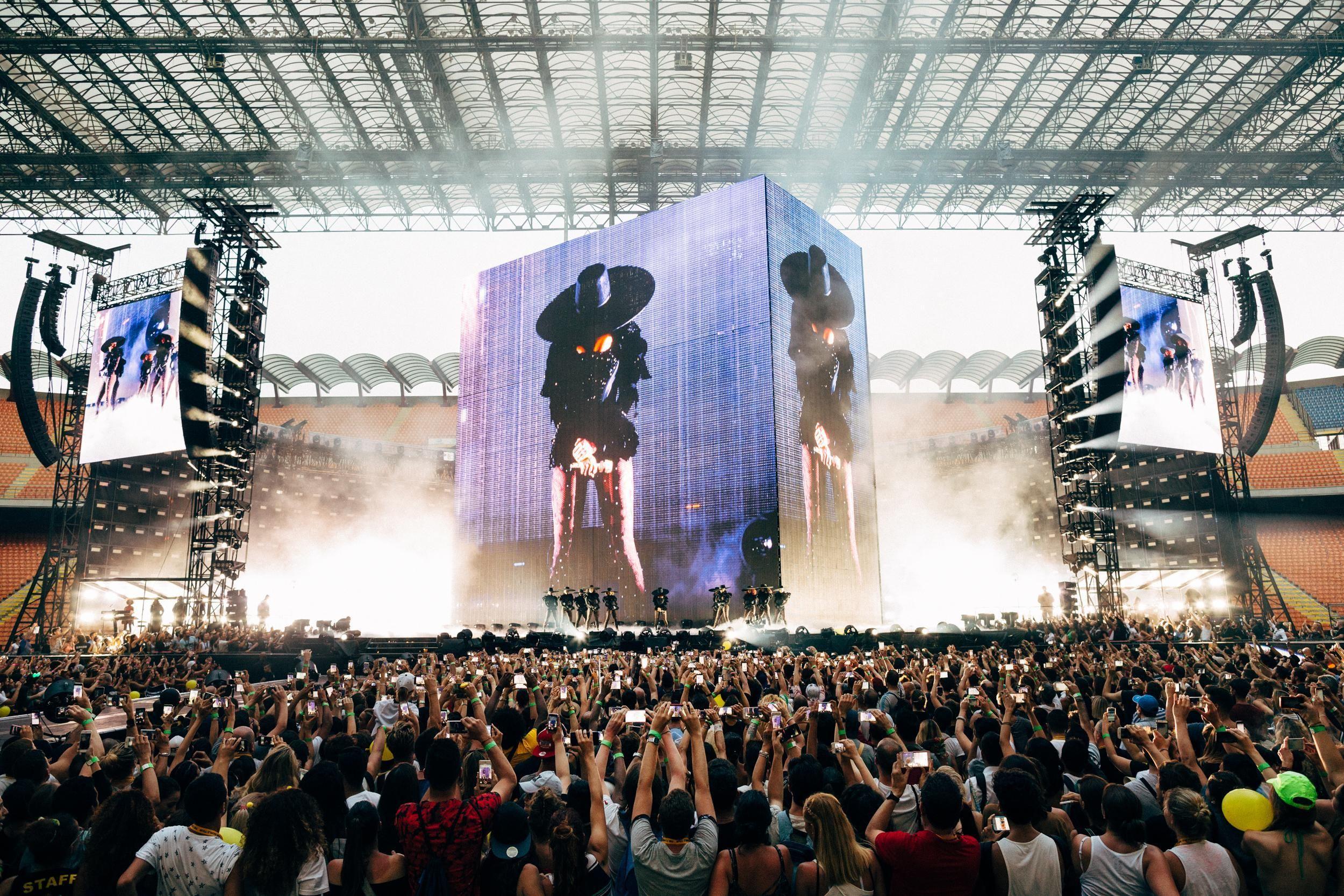 Beyoncé a San Siro: breve cronaca del concerto pop più spettacolare della stagione