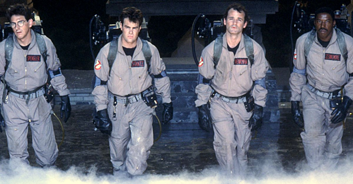 Ghostbusters 1984 10 Cose Che Forse Non Sapete Sui Primi Acchiappafantasmi Radio Deejay