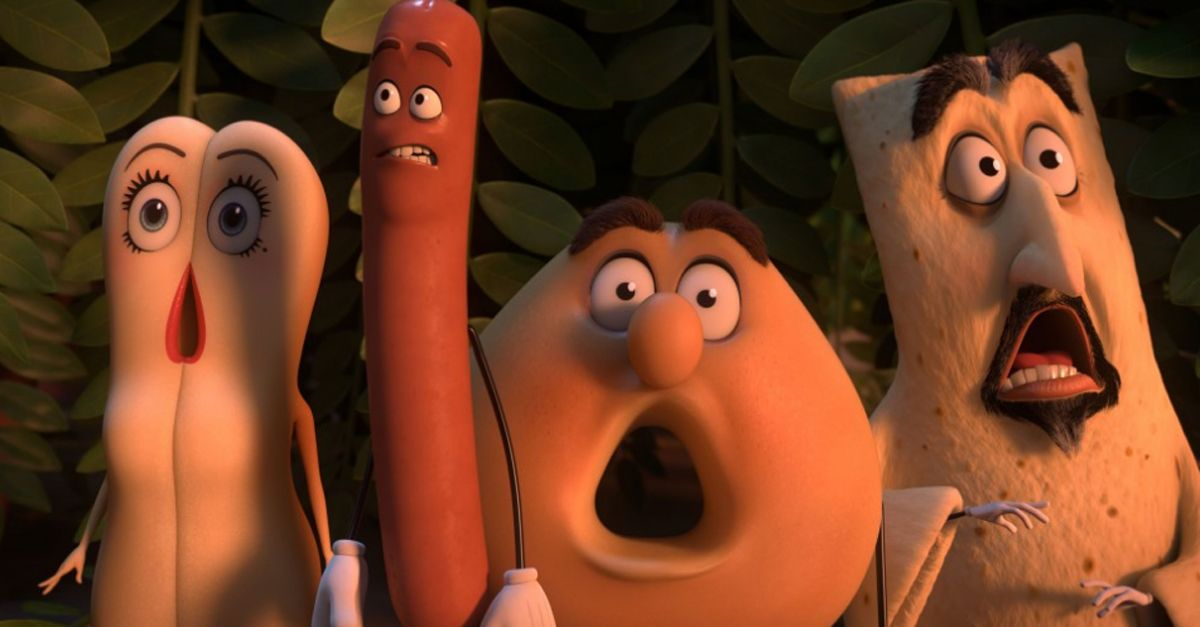 Sausage party: la rivolta dei wurstel a cartoni animati radio deejay