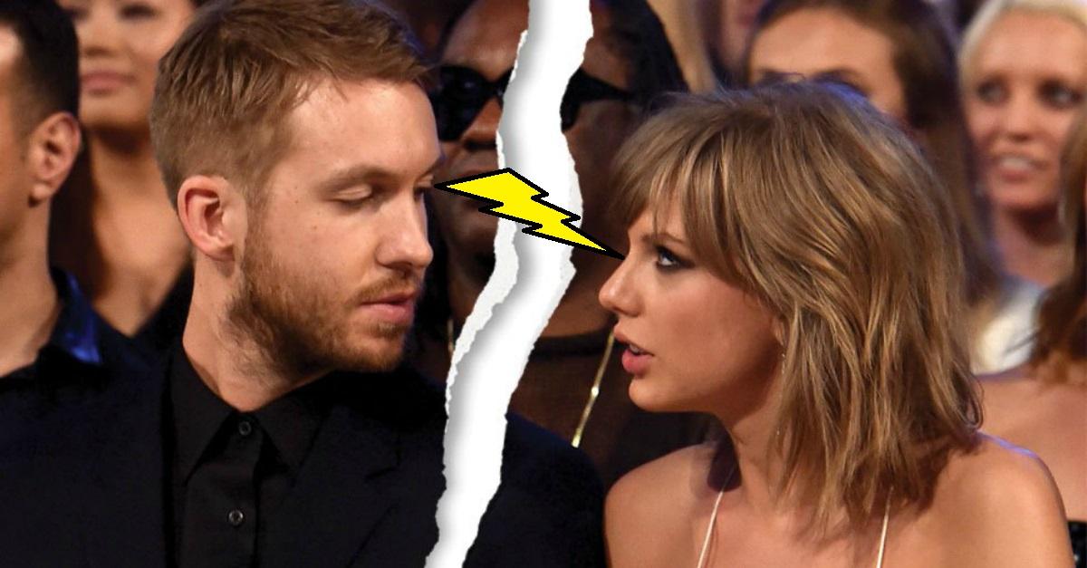 Fra Taylor Swift e Calvin Harris è guerra aperta: la loro storia non poteva finire peggio di così