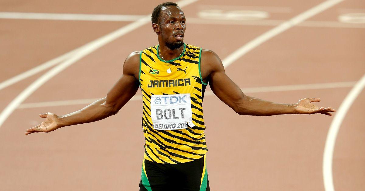 Usain Bolt secondo Giorgio Prezioso, la puntata di Audio Video