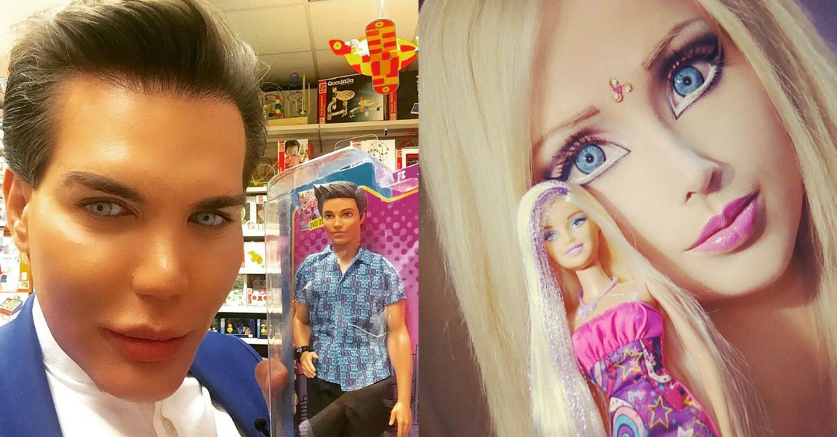Vite di plastica: 8 storie allucinanti di persone che vogliono somigliare a bambole
